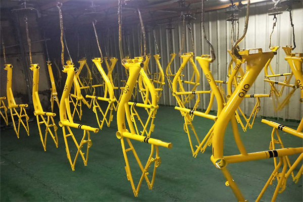 OEM bicycle  sinbao painting department