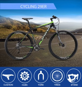 MTB Sinbao CYCLING 29ER