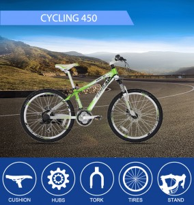 MTB Sinbao CYCLING 450