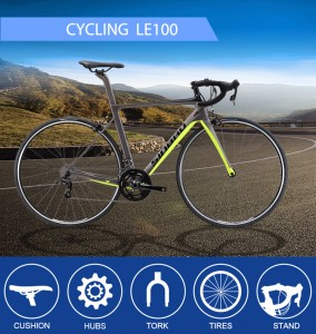 Road bike beginners: everything you need to know!