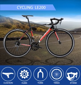 Road Bike Sinbao CYCLING LE200