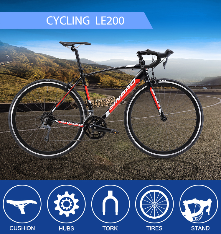 Road Bike Sinbao CYCLING LE200 Featured Image